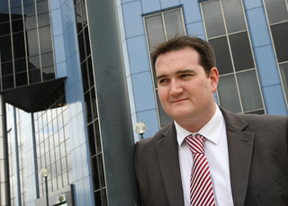 Nicholas Garvey, Newport North and West Candidate