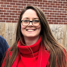 Sarah Syrda, Newport South and East candidate