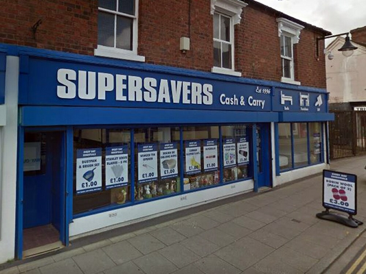 Closed Dawley High Street Business (Shropshire Star)